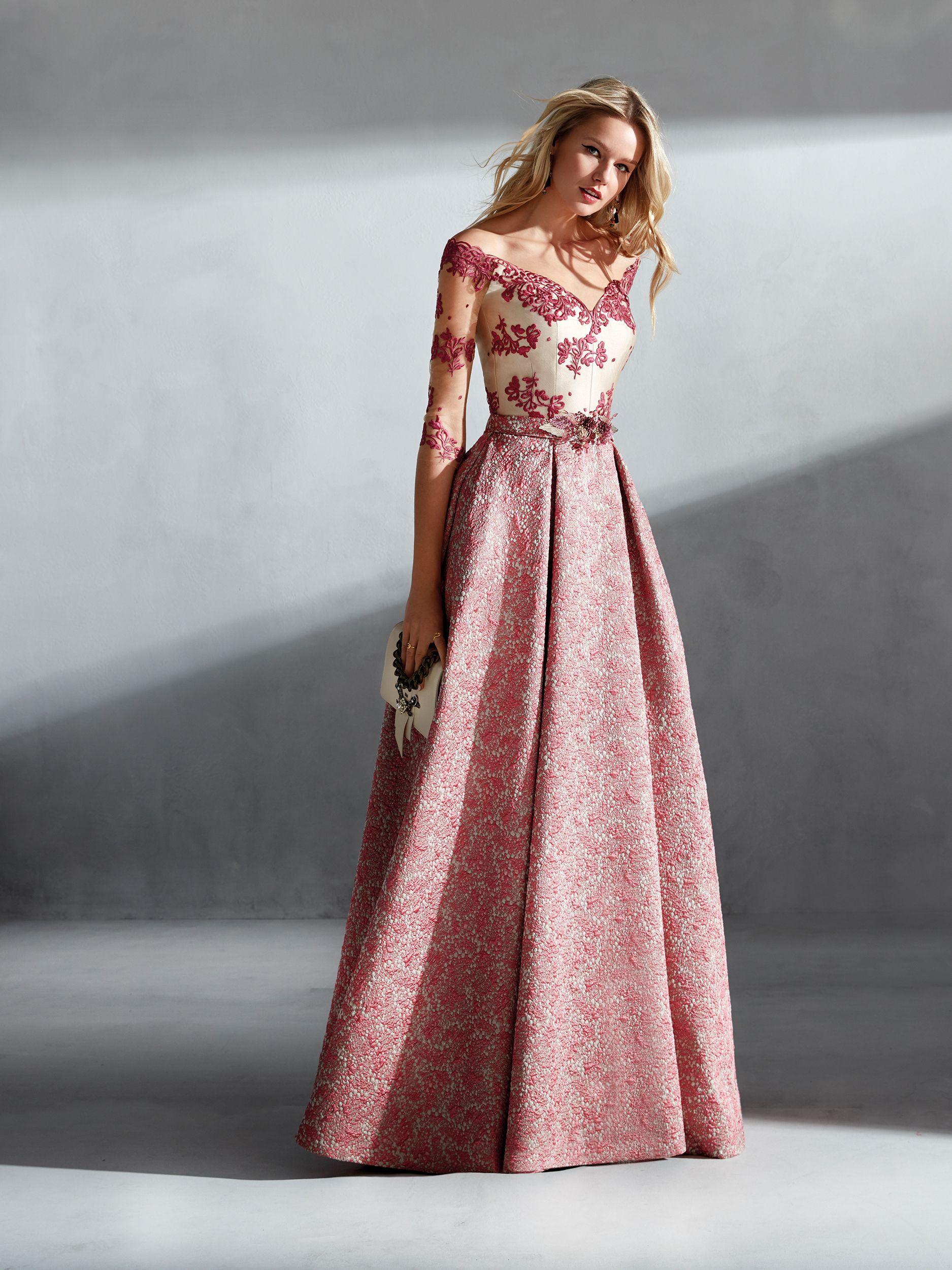 369499310 Vestido de Madrina de Valerio Luna (VL4945)