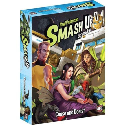 Smash Up expansion