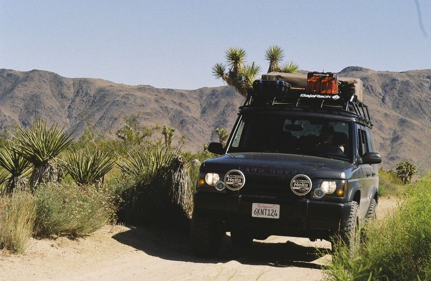 Landrover Discovery S 2004 Overland Build with BjaRack Eezi Awn Roof Top Tent Custom & Landrover Discovery S 2004 Overland Build with BjaRack Eezi Awn ...