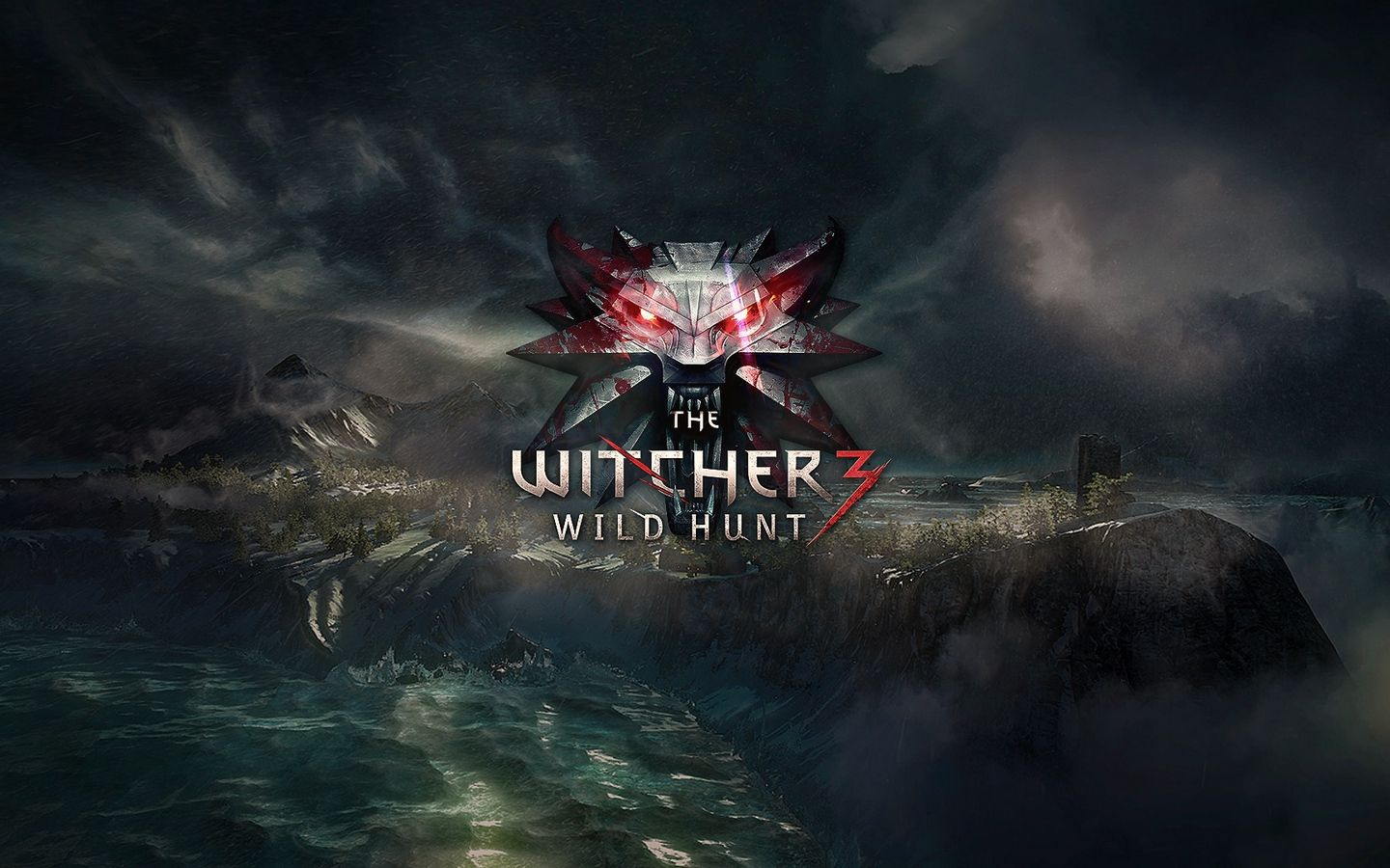 Minimalistic Witcher 3 Wallpaper 1080p Firefox Wallpaper Free Download Wallpapers Desktop The Witcher The Witcher 3 Wild Hunt