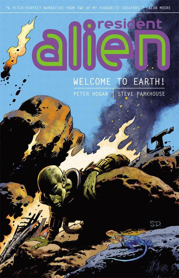 resident_alien_1_welcome_earth_hogan_parkhouse_dark_horse_cover
