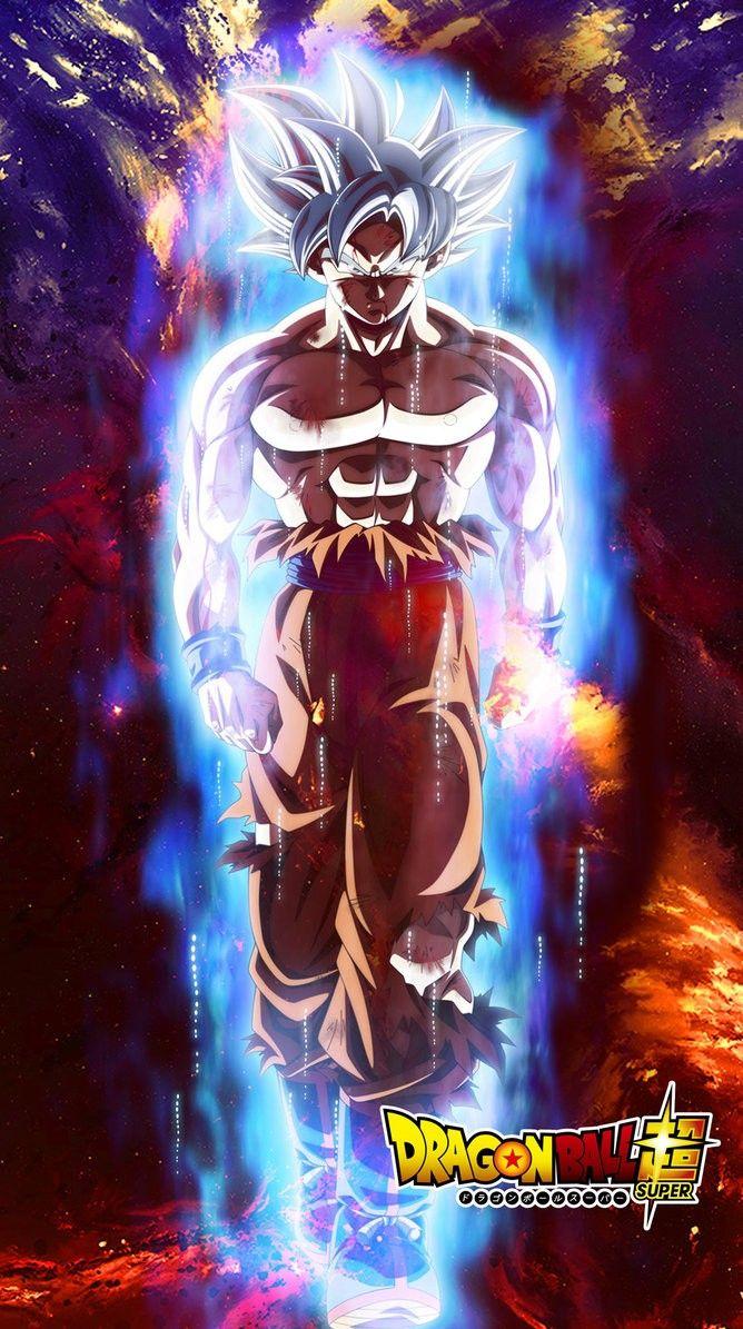Goku Migatte No Gokui Perfect Dragon Ball Super Goku Dragon