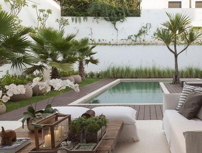 1001 id es d 39 am nagement d 39 un entourage de piscine interiors. Black Bedroom Furniture Sets. Home Design Ideas