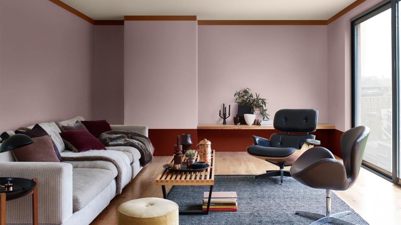 Flexa Kleur van het Jaar 2018 Elegant comfort Woonkamer Inspiratie ...