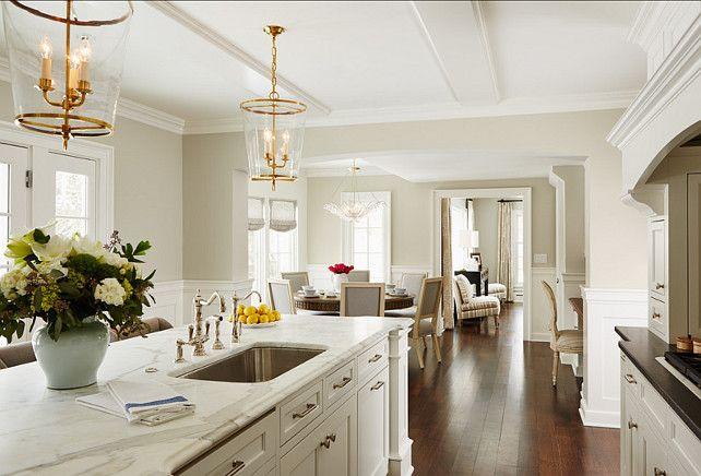 Superb White Kitchen