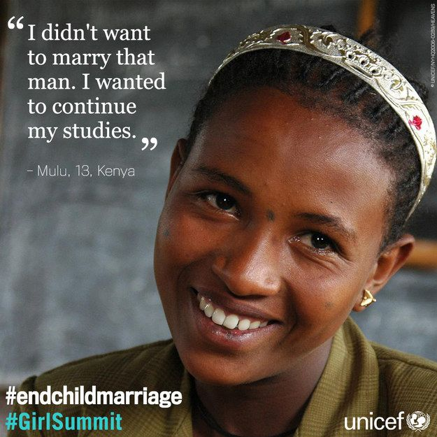 Forced to marry a stranger: a child bride shares her story