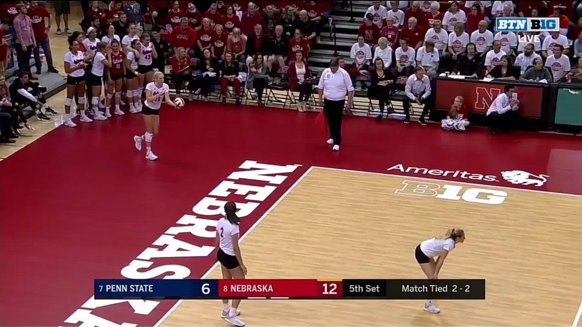 Husker Volleyball On Twitter Gbr Volleyball High School Sports Husker