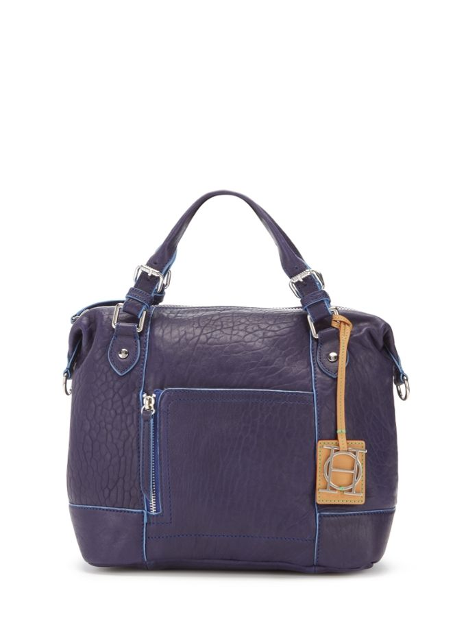 Unzipped Casual Satchel from 100 Perfect Handbags for Spring on Gilt