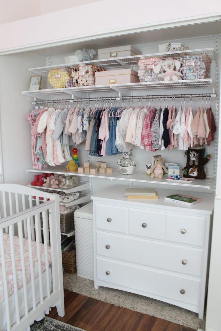 Twin S Nursery Decor Closet Trendy
