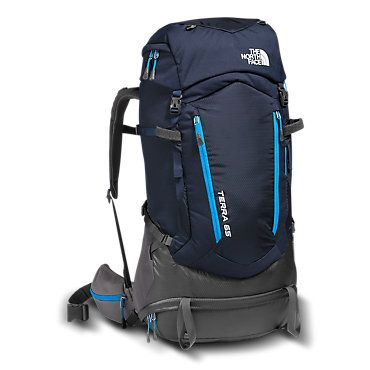 mochila de viaje north face 90 litros