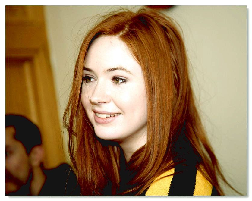 karen gillan wallpaper hd