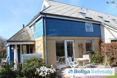 Blommegrenen 253, 5220 Odense SØ - Dejligt enderækkehus med lukket have ud til grønt område #andel #andelsbolig #odense #selvsalg #boligsalg #boligdk