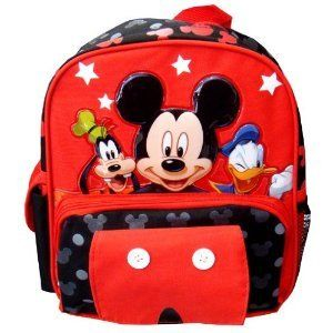 c4f4e314270 Best Mickey Mouse Backpacks For Toddlers. Disney Mickey and Friends Small  ...