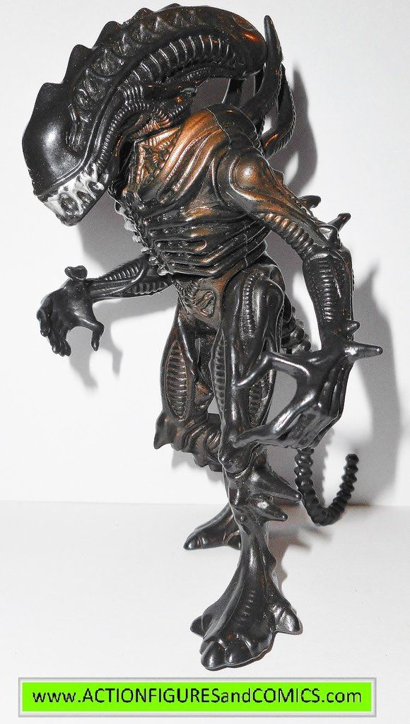 Aliens vs Predator kenner SCORPION ALIEN movie action