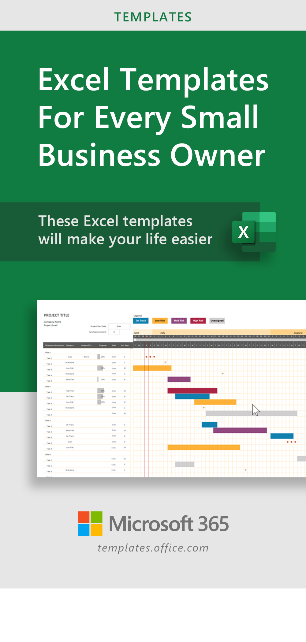 Excel In Your Small Business With The Help Of These Templates Excel Templates Business Spreadsheet Template Business Excel Spreadsheets Templates