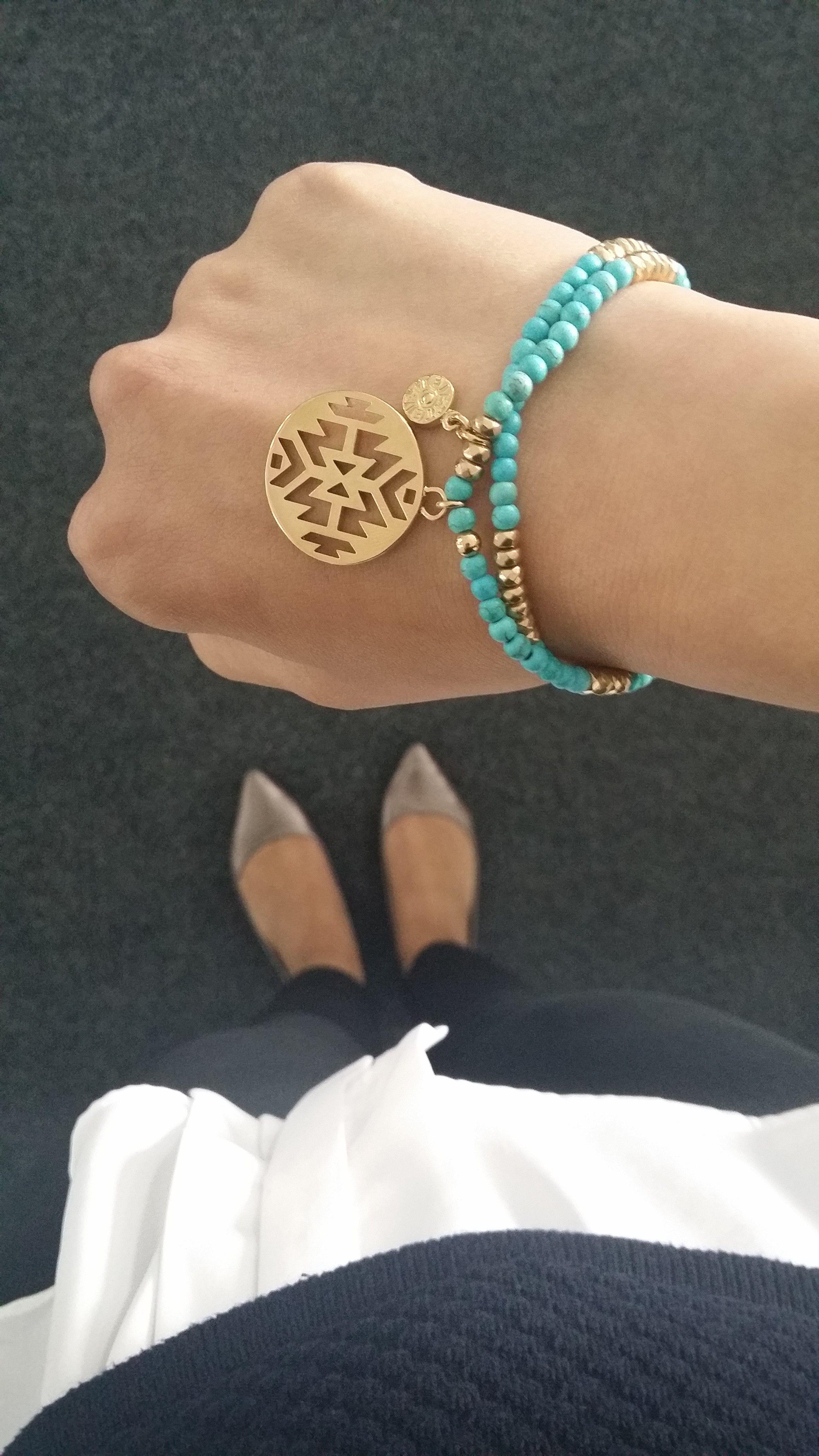 Das perfekte Armband für einen Festival Look! Neu: JETTE Navajo!