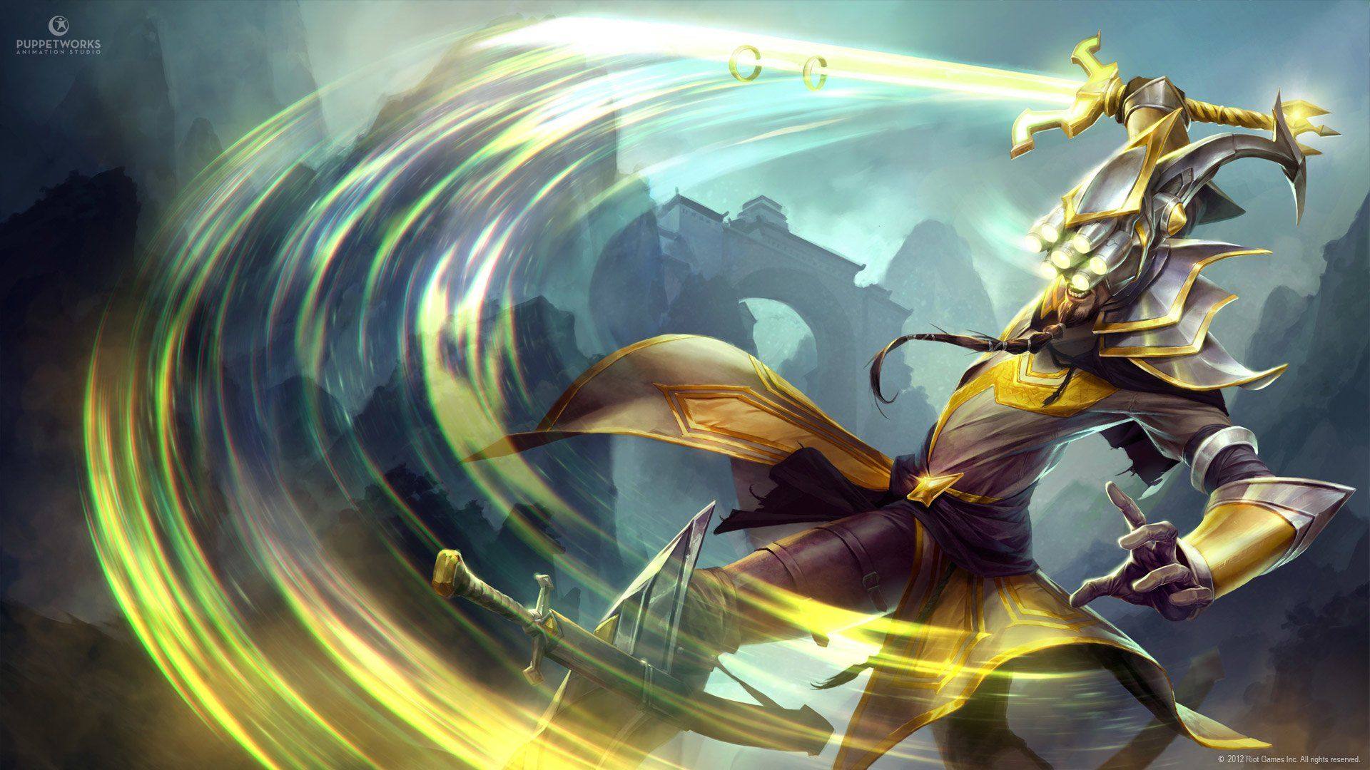 Kayle League Of Legends Hd Wallpapers Backgrounds Hd Wallpapers