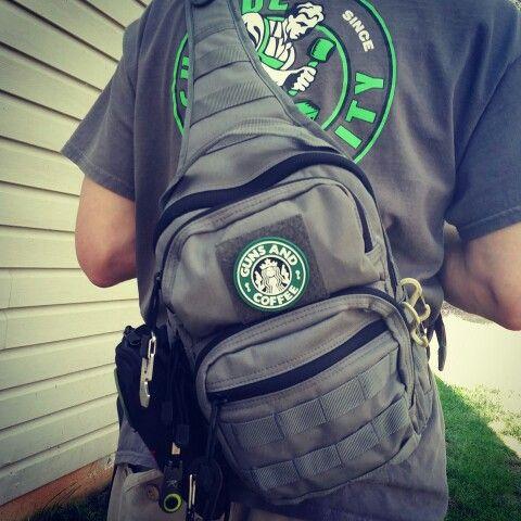 404dced326 Trek Sling pack by Tru-spec Great edc gear bag!