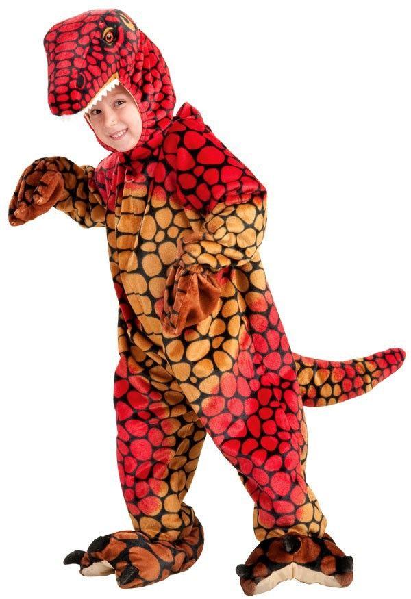 Deluxe Toddler Velociraptor Dinosaur Costume - Shop www ...