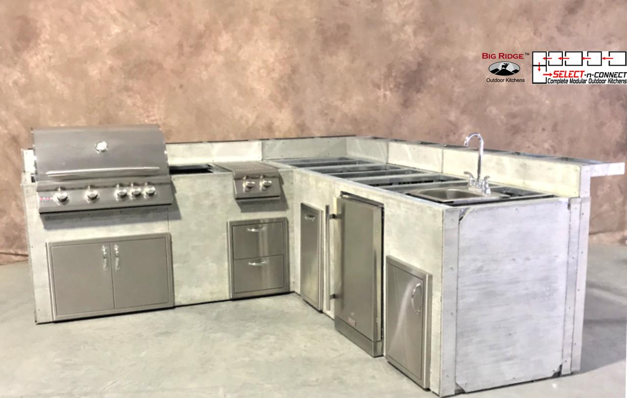 Blackbird Rtf Snc In 2020 Outdoor Kitchen Kits Outdoor Kitchen