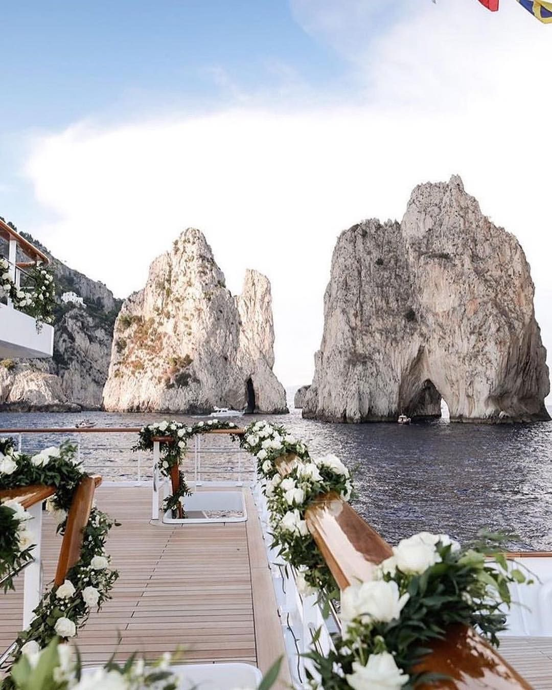 When You Get Married In Capri (With Images)