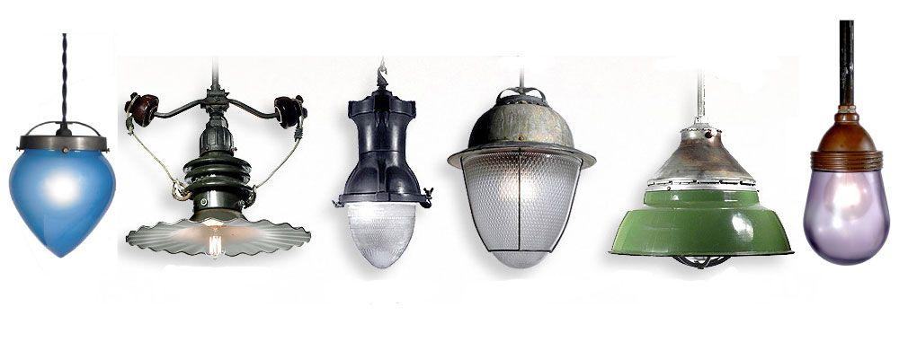 cool industrial lighting fixtures!