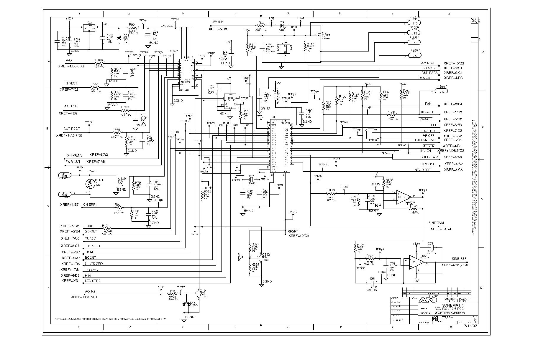 Apc 600va Ups Circuit Diagram