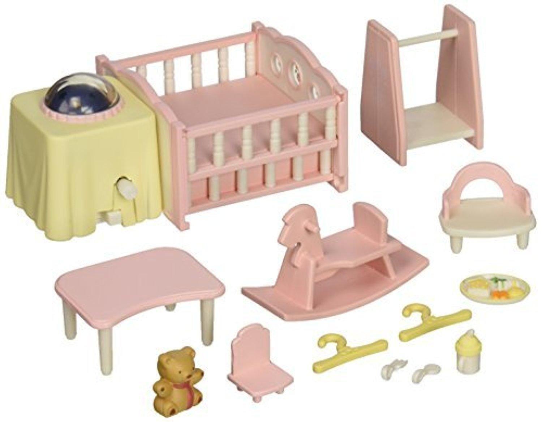 Babyzimmer Nightlight ~ Calico critters nightlight nursery set by calico critters calico