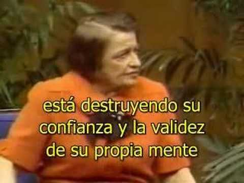 Ayn Rand sobre dios - This lady rules