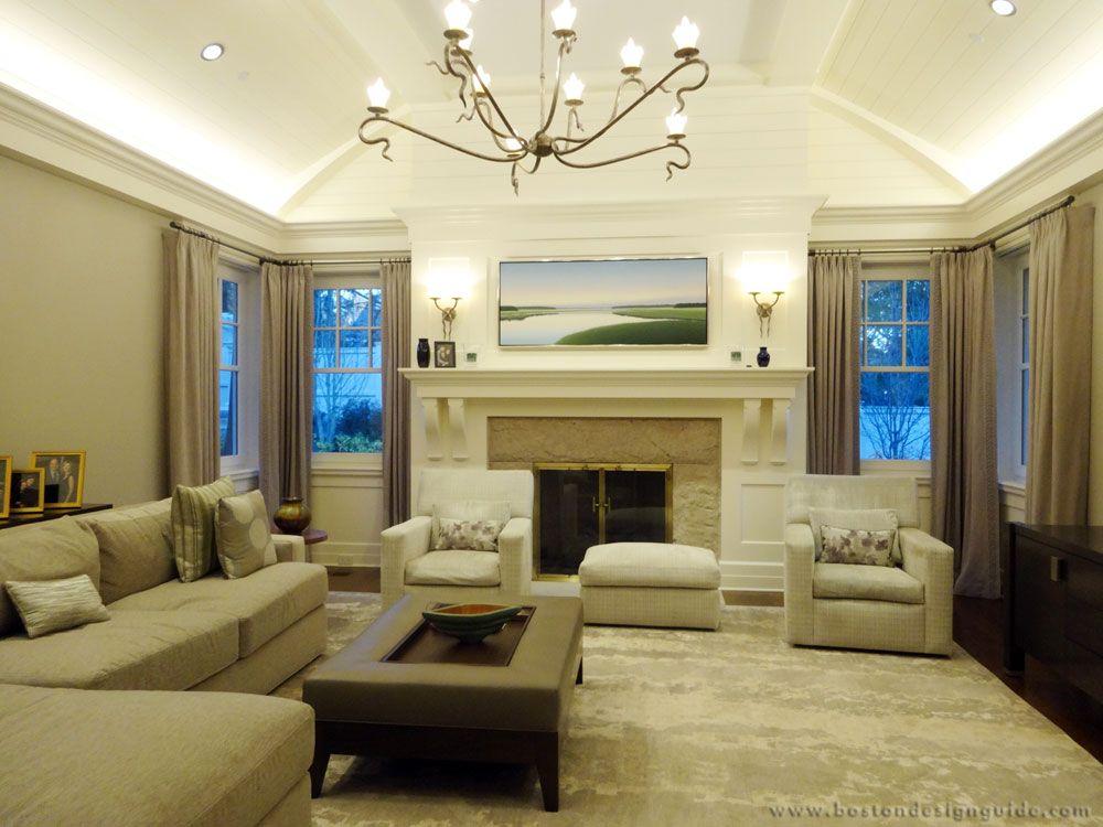 Susan Shulman Interiors  Award Winning Sophisticated Interior Brilliant Living Room Boston Design Decorating Inspiration