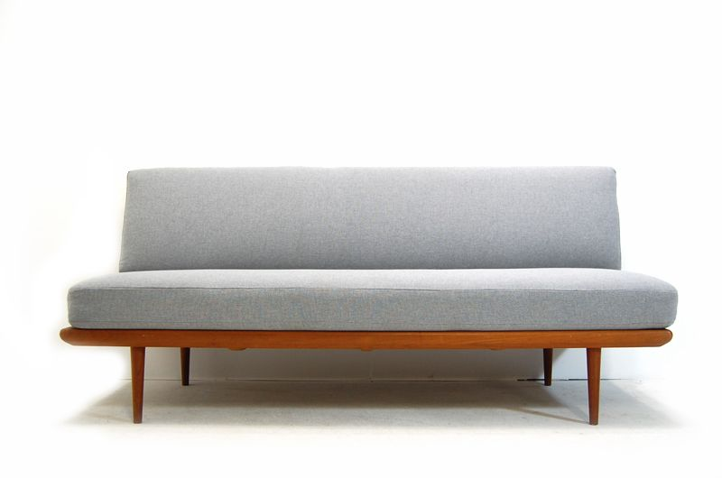 Daybed danish  Peter Hvidt Teak Sofa made in Denmark | - HOME SWEET HOME ...