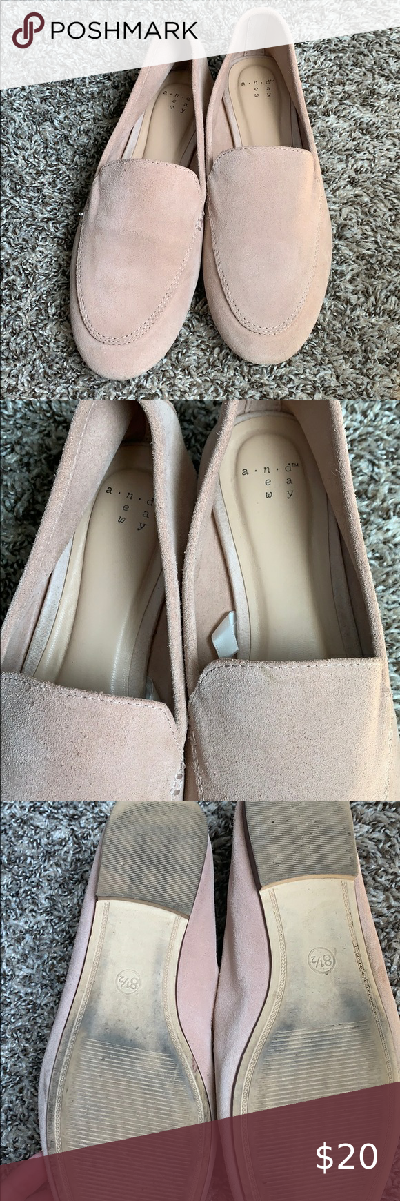 Blush Colored Loafers in 2020 | Loafers