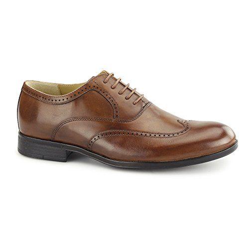 £105.00 Steptronic Mens 'Bugatti' 5 Eyelet Tie Shoe EU 40 Steptronic https: