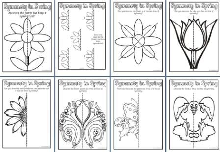 math worksheet : 1000 images about symmetry on pinterest  symmetry worksheets  : Symmetry Math Worksheets