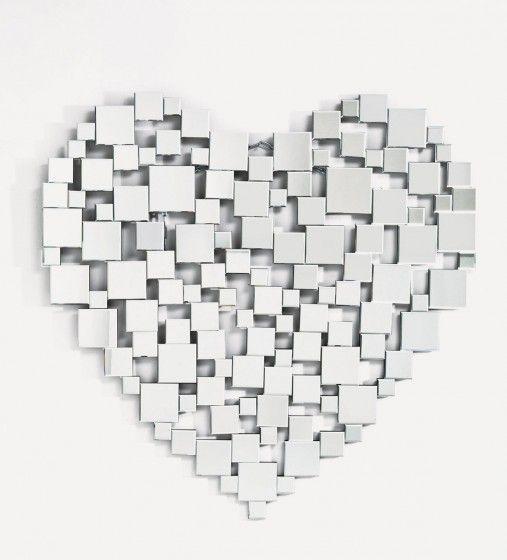 Kare Design Lustro Heart 9design Pl Wiecej W Galerii Walentynkowe Inspiracje Dekoratorium Magazyn Lustra Pomysly Inspiracja