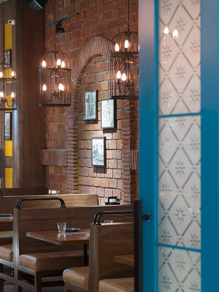 Reinventing the classics- Restaurant interior re-designed after 70 ...