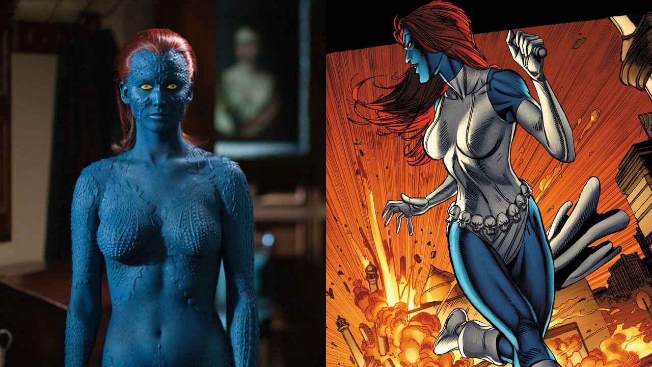 X-Men Characters | Men Character Guide Mystique 570x320 X ... X Men Girl Characters Names