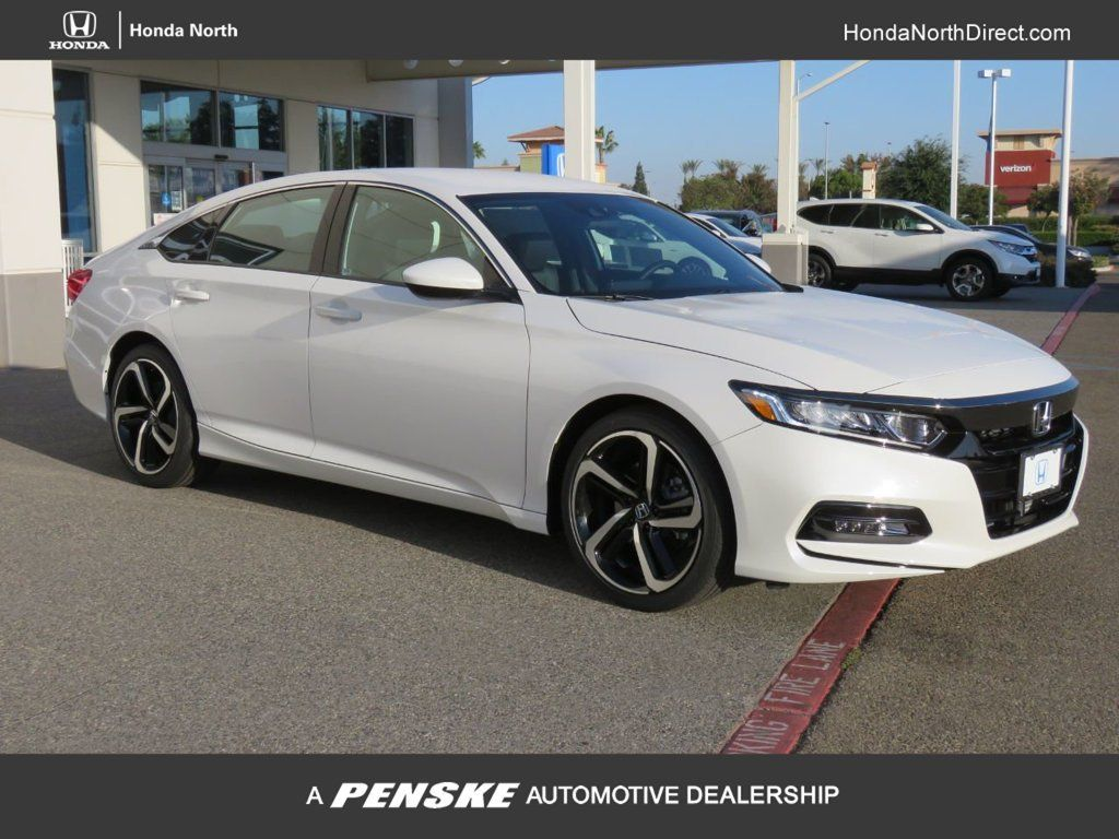 2020 Honda Accord Sport Images