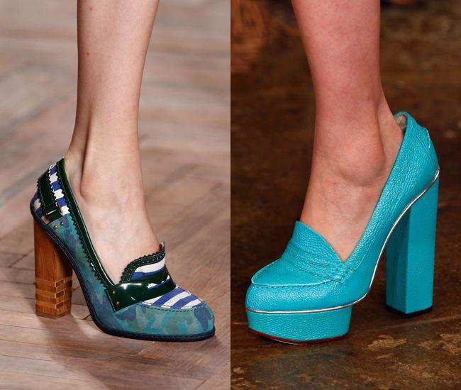 Sapato bafo
