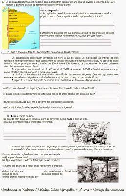 AMIGA DA EDUCAÇÃO.: 5º ANO.