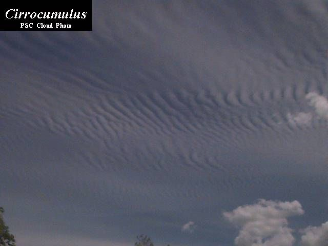 How to Predict the Weather using Clouds