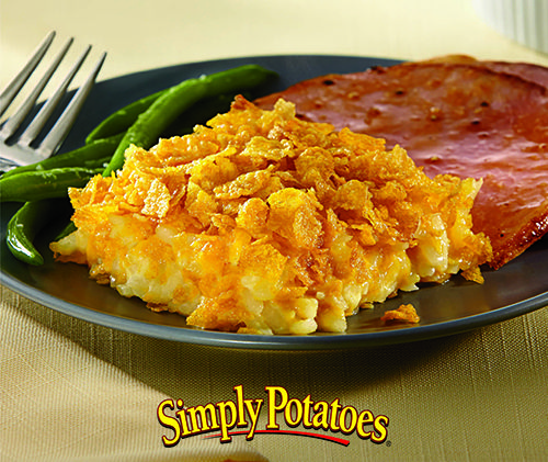 Simply Potatoes Cheesy Hash Browns Recipe Winco Foods Simply Potatoes Cheesy Hashbrown Recipe Cheesy Hashbrowns