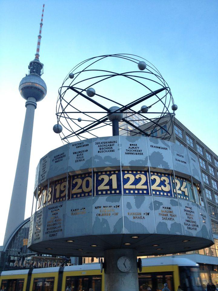 Alexanderplatz Berlin Tours Great Places