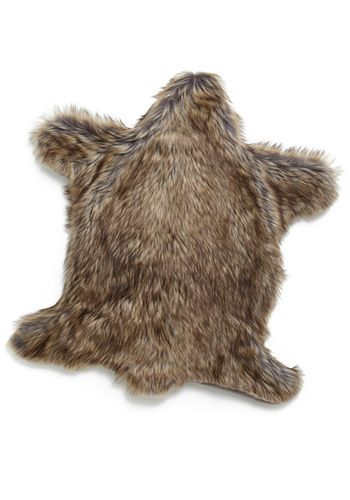 Bear-ly Awake Pet Rug, #ModCloth