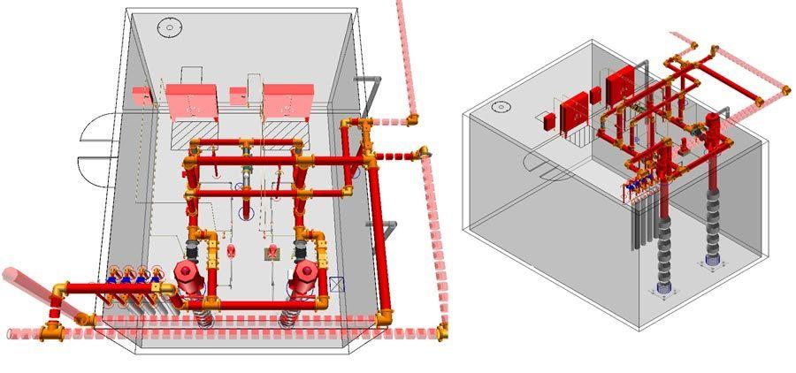 Image Result For Fire Sprinkler Architecture Fire Systems Fire Sprinkler System Sprinkler System Design
