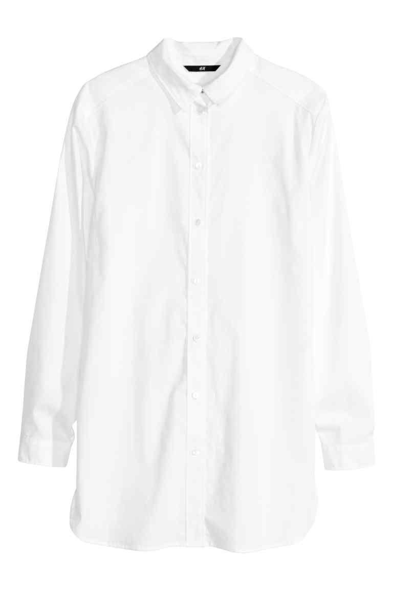 Camicia lunga | H&M