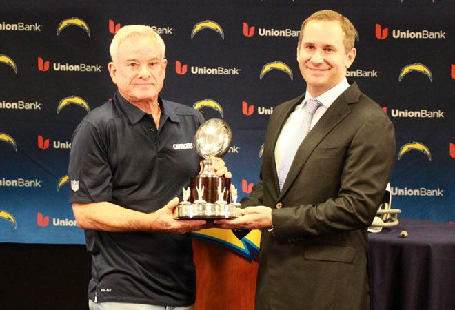 Lance Alworth Reflects on 1963 Team