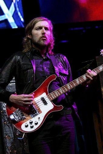 Mark Stoermer (The Killers)   Music   Guitar, Rickenbacker