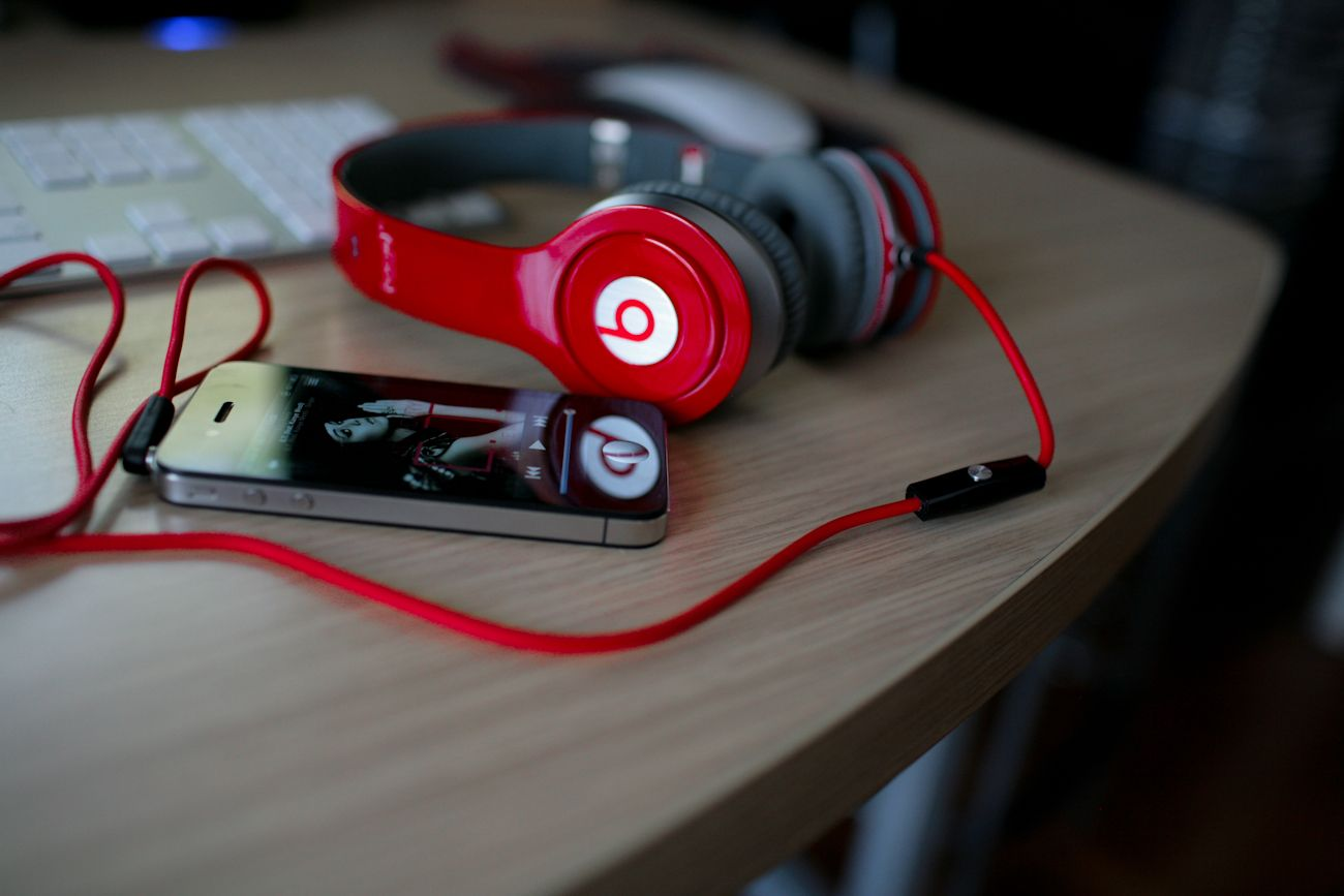 Monster Beats Solo HD (RED)™