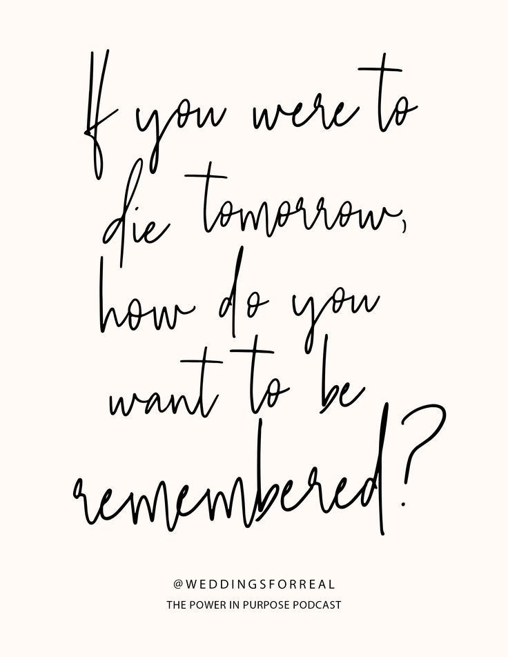 If you were to die tomorrow, how would you want to be remembered?   Megan Gillikin from A Southern Soiree and The Weddings For Real Podcast asks this important question as she shares the story of discovering her purpose, on The Power in Purpose Podcast. #candicecoppola #businessquotes #quotes #podcast